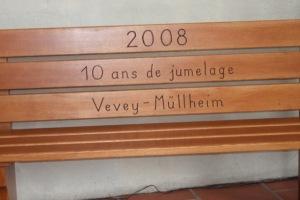 Jumelage Müllheim 2008