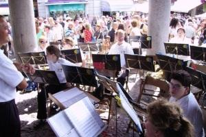 Marché folklorique 2007