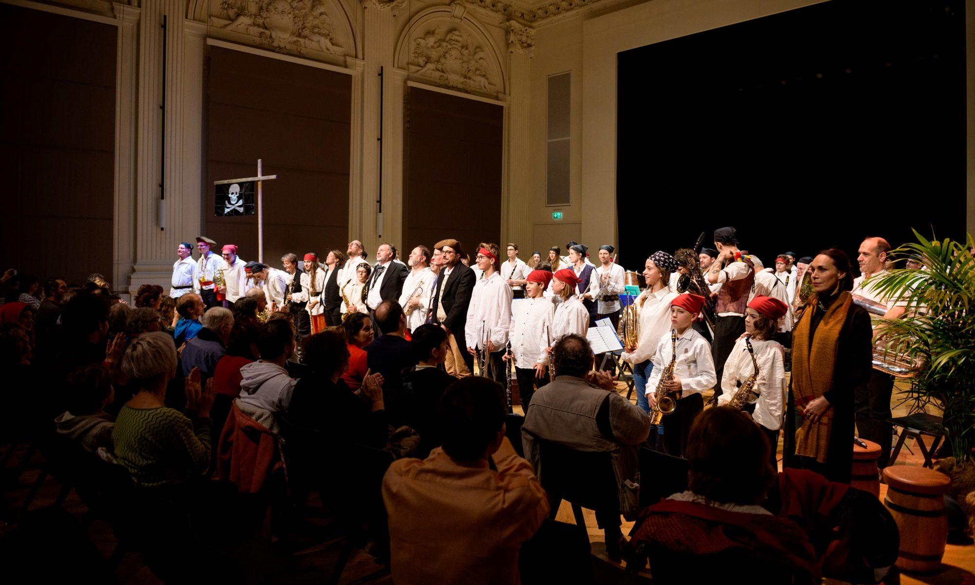 Lyre de Vevey - Harmonie Municipale
